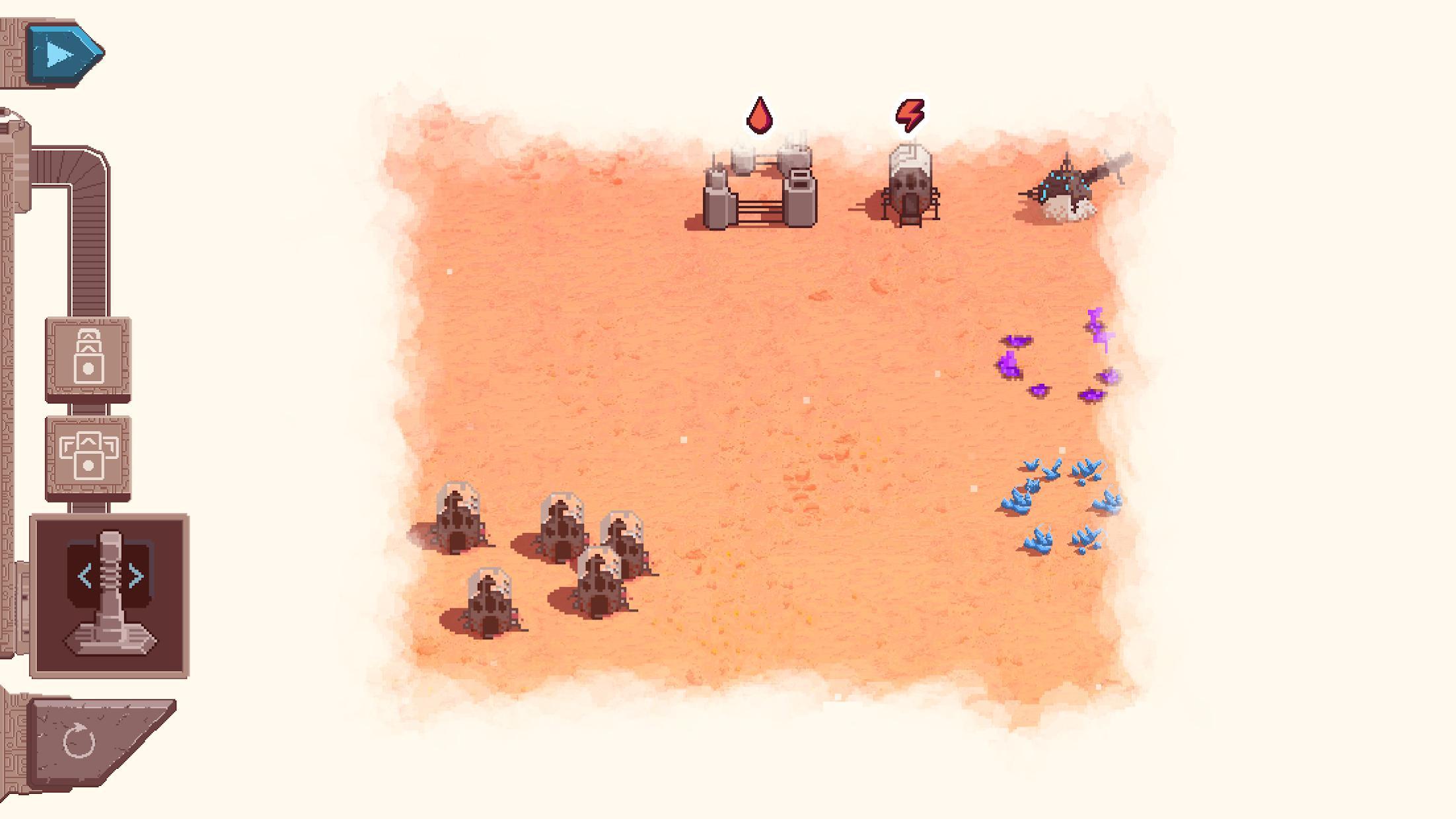 火星电力工业 游戏截图4
