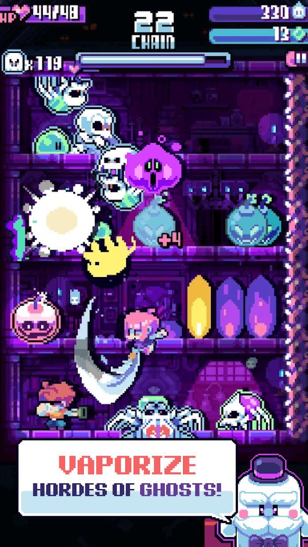 甜蜜咒语 游戏截图2