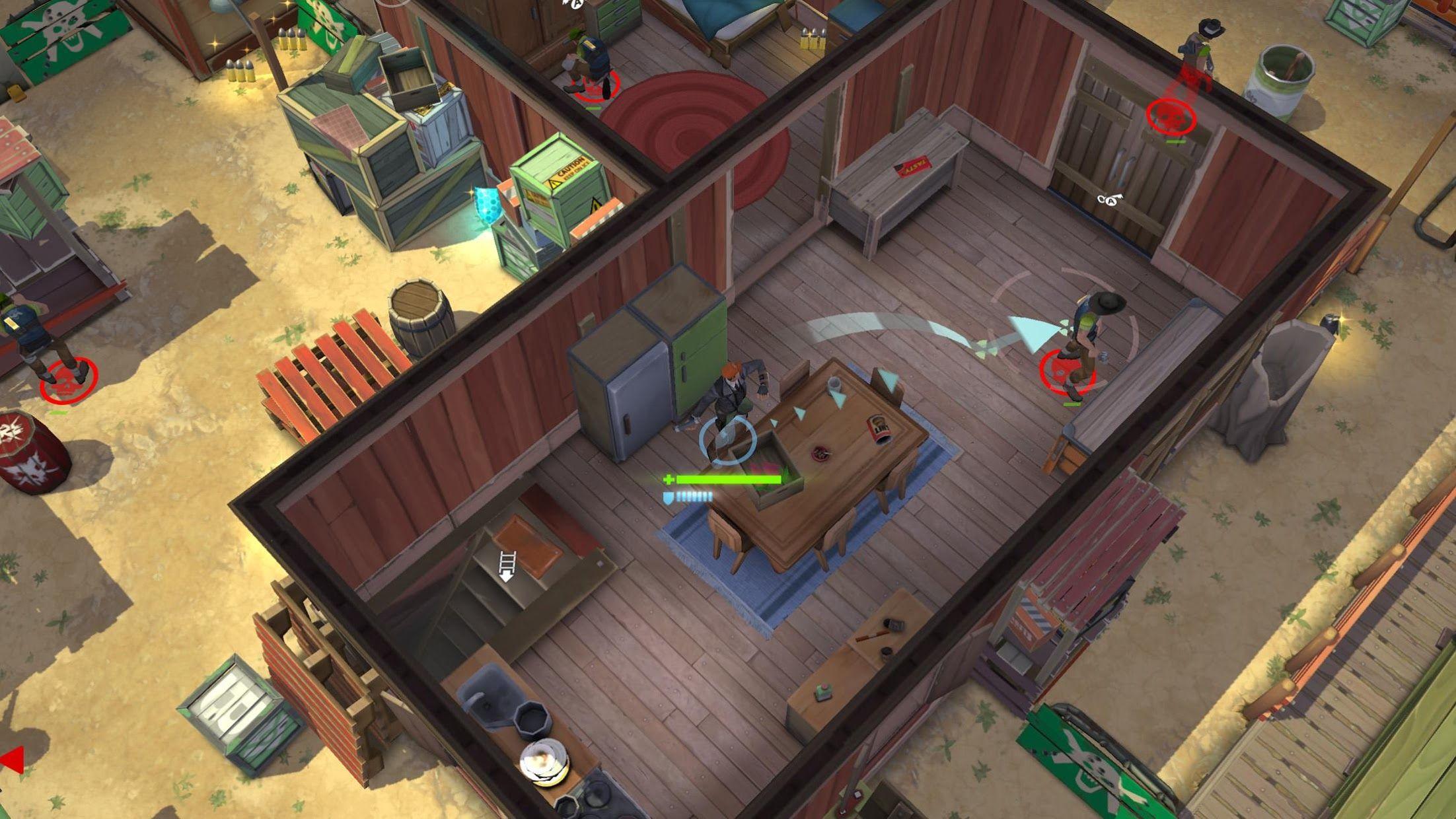 太空刑警2 游戏截图5
