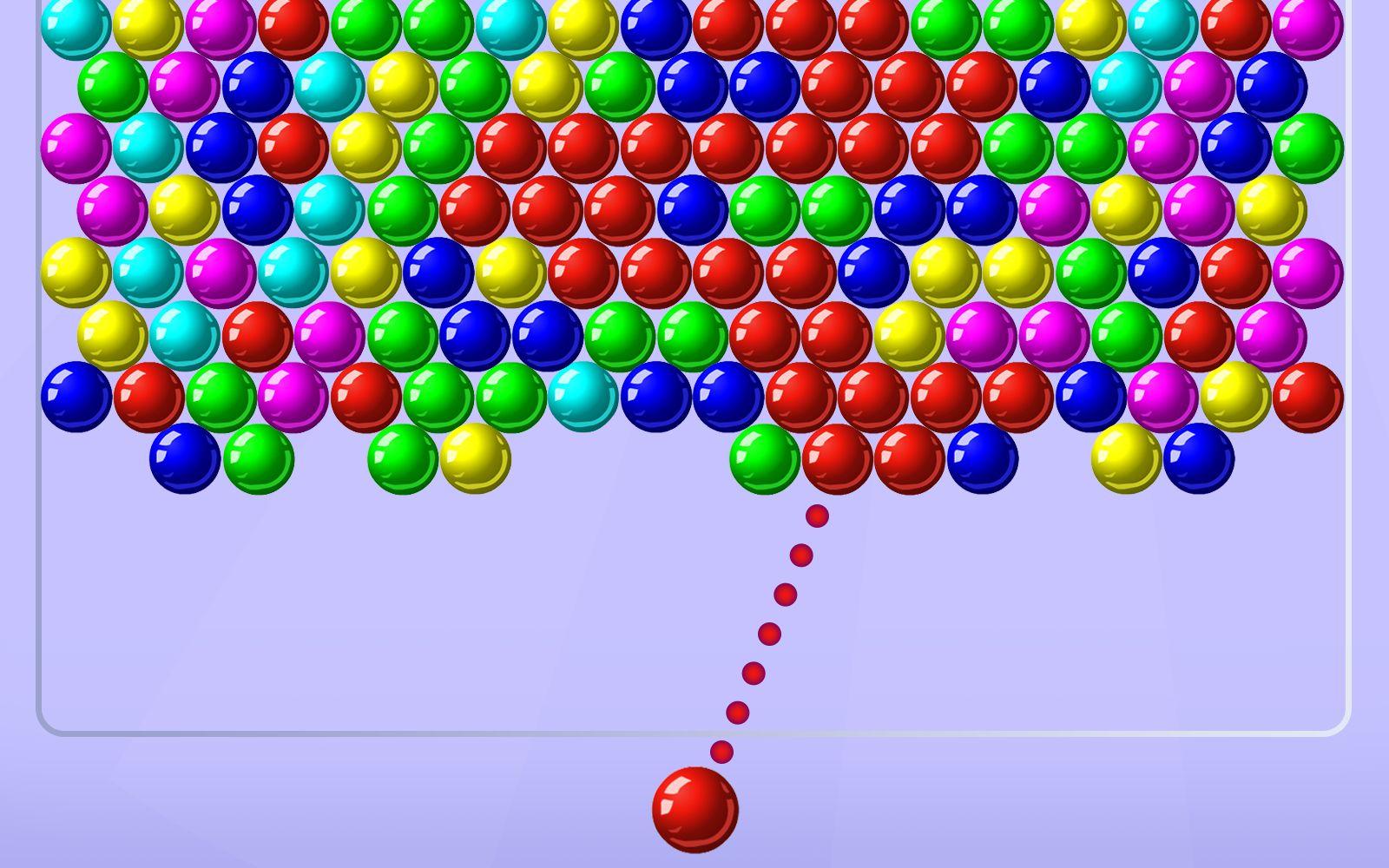 Bubble Shooter - 泡泡射击 游戏截图1
