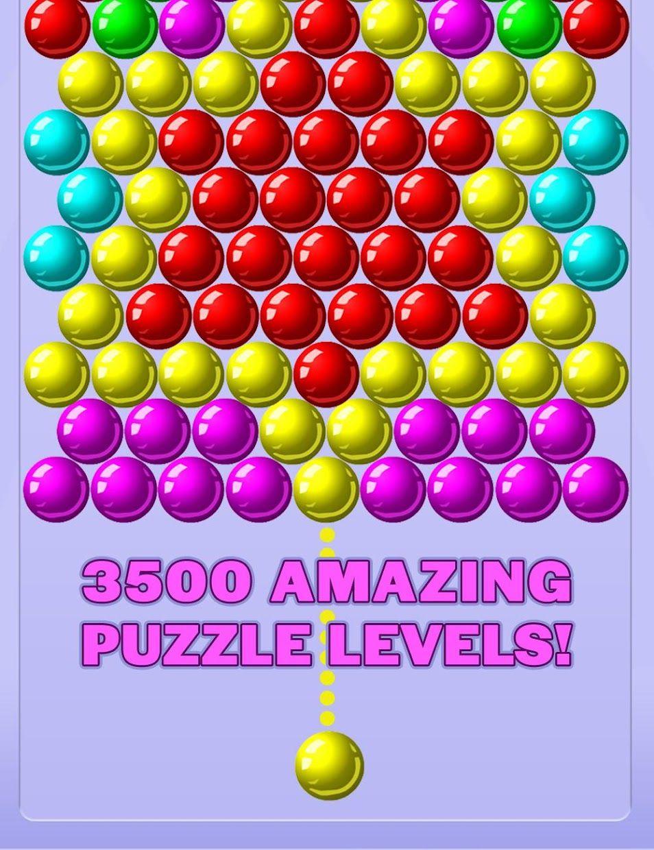 Bubble Shooter - 泡泡射击 游戏截图2