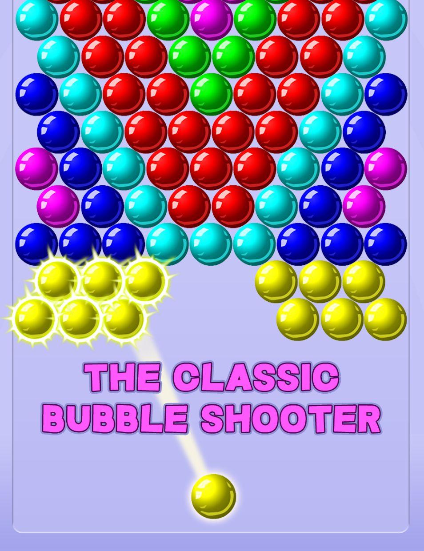 Bubble Shooter - 泡泡射击 游戏截图3
