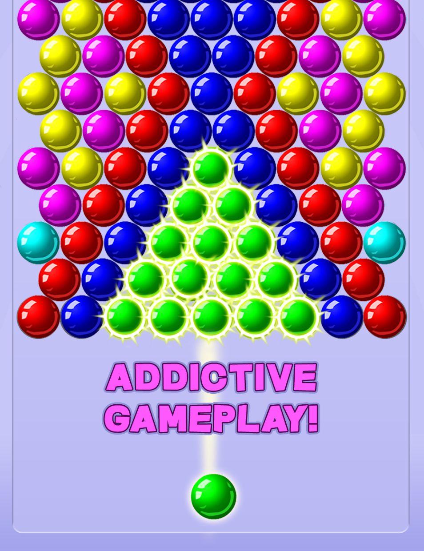 Bubble Shooter - 泡泡射击 游戏截图4