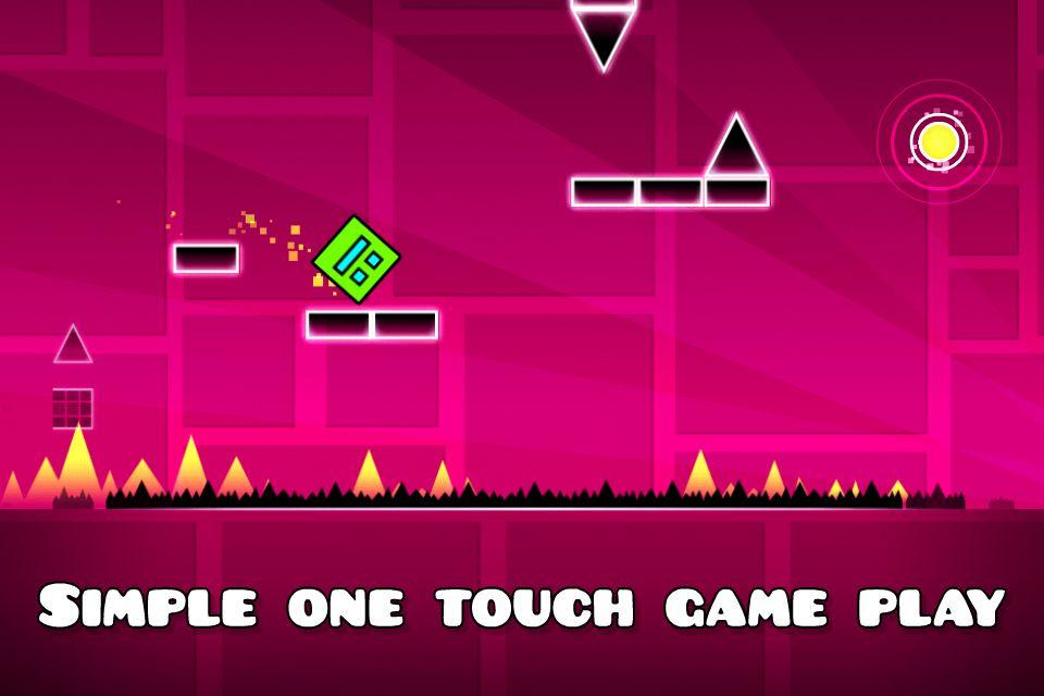 几何冲刺精简版 (Geometry Dash Lite) 游戏截图4