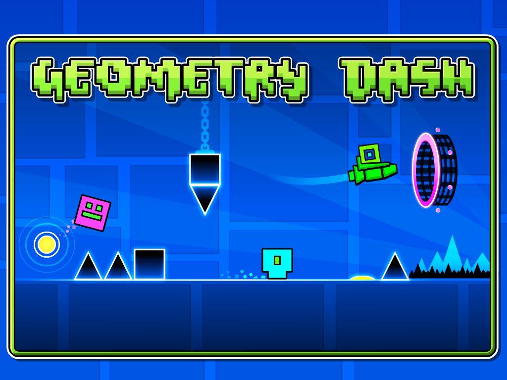 几何冲刺精简版 (Geometry Dash Lite) 游戏截图5