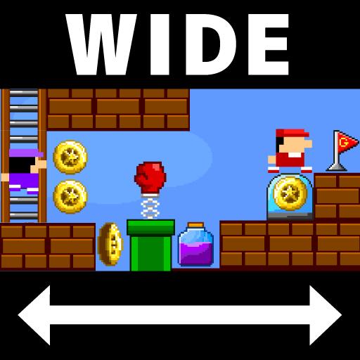 【宽屏版】制作动作游戏吧。游戏制作器