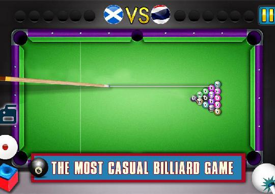 手游8 ball pool规则玩法是什么?详解玩法模式