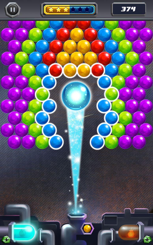 Power Pop Bubbles 游戏截图1