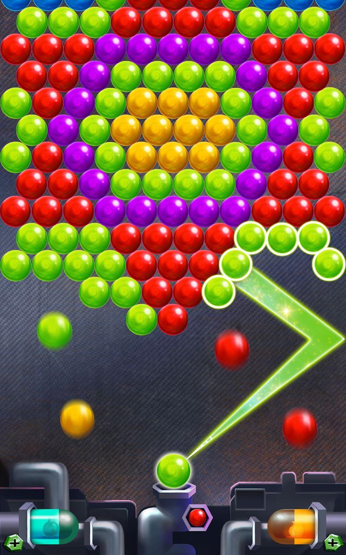Power Pop Bubbles 游戏截图2