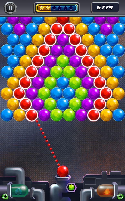 Power Pop Bubbles 游戏截图3