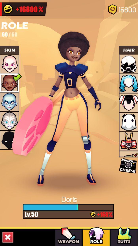 刀光与少女——国际版 游戏截图4