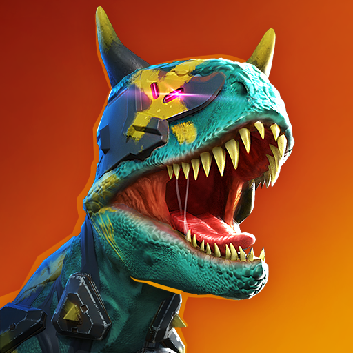 Dino Squad:拥有巨大恐龙的第三人称恐龙射击游戏