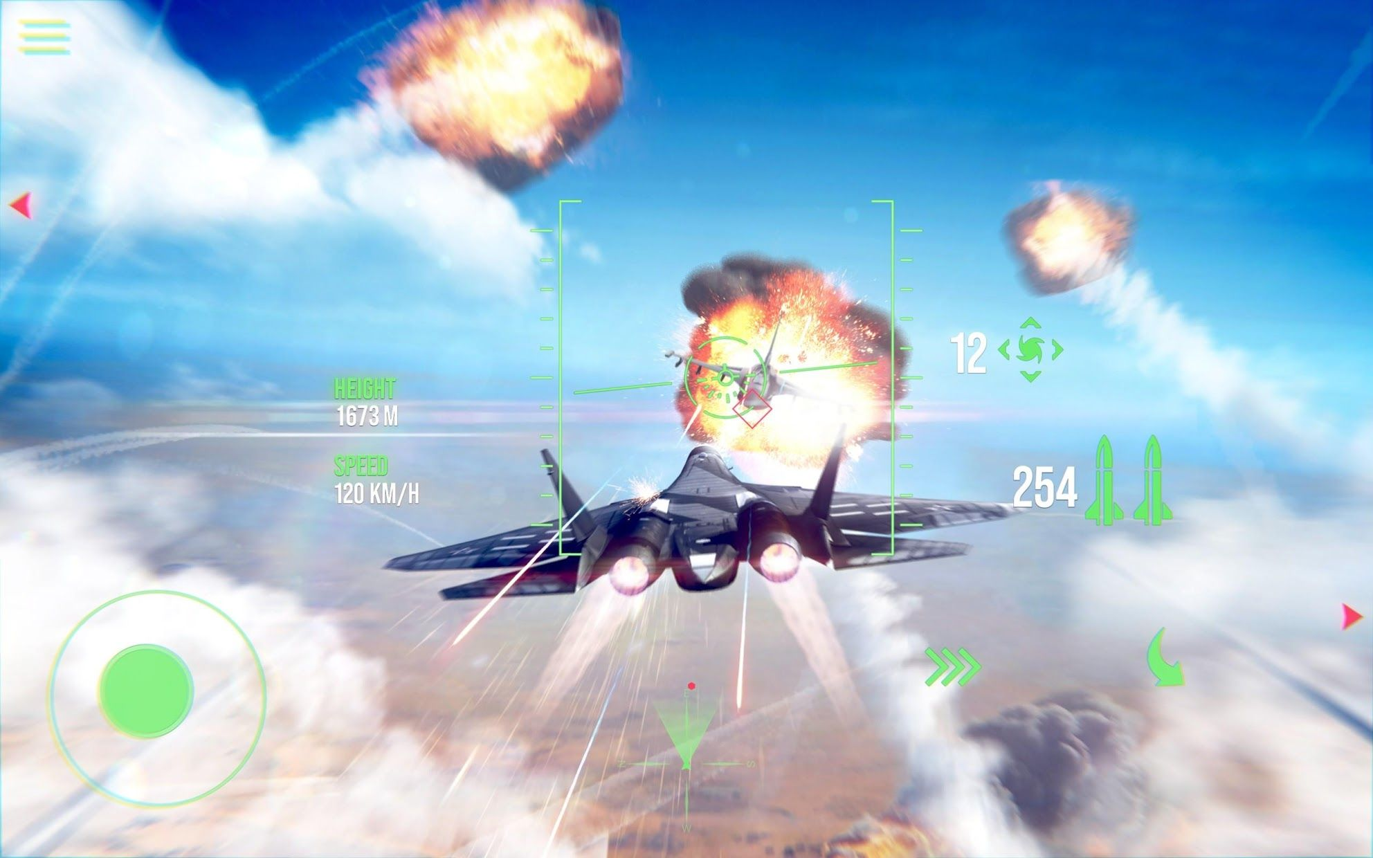 Modern Warplanes: Combat Aces PvP Skies Warfare 游戏截图1