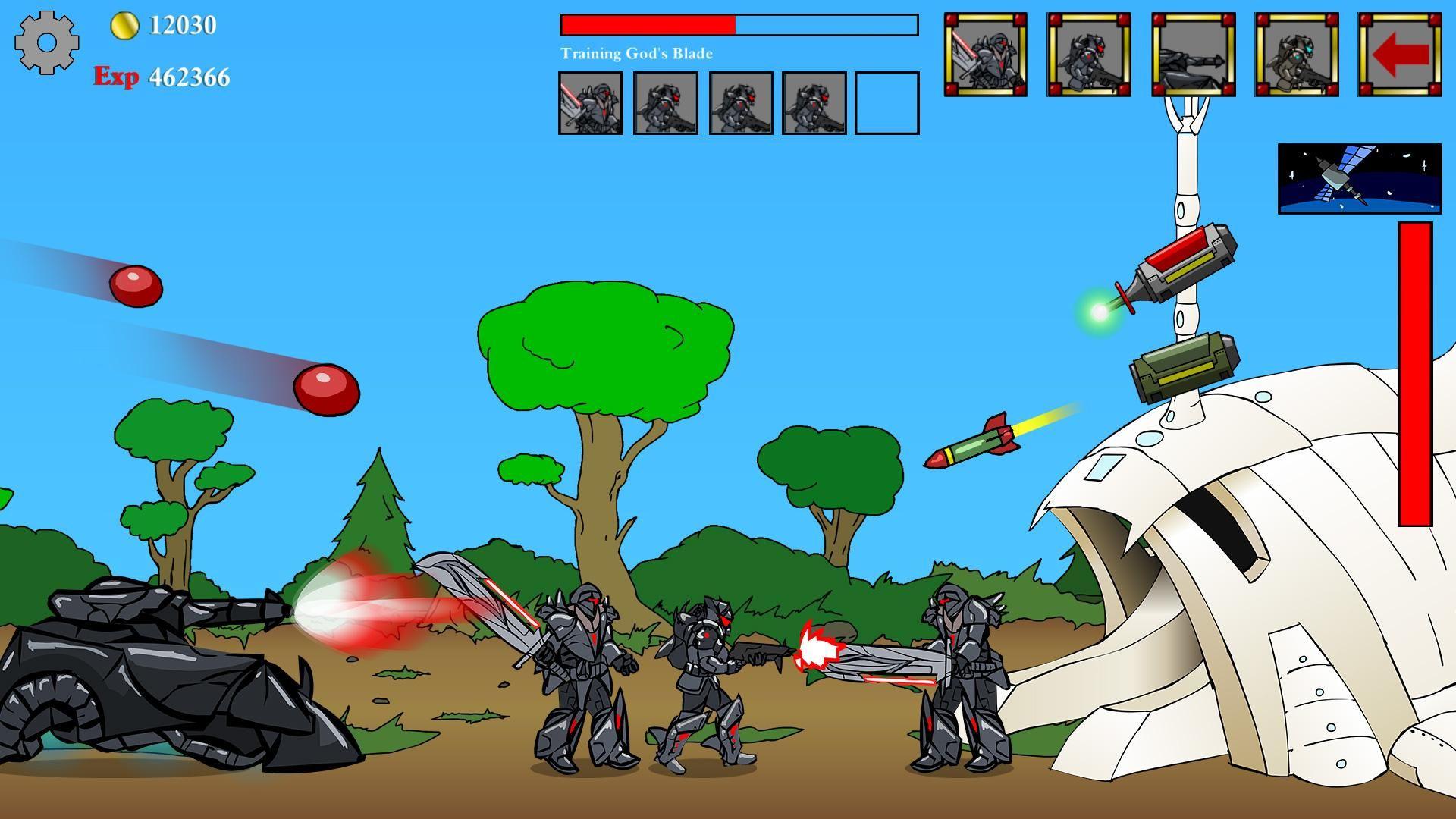 Age of War 游戏截图2