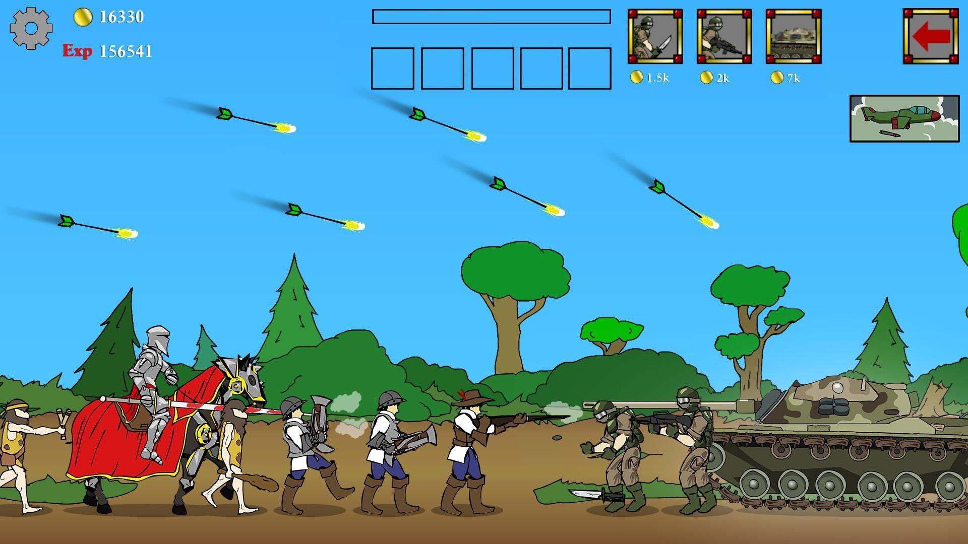 Age of War 游戏截图3