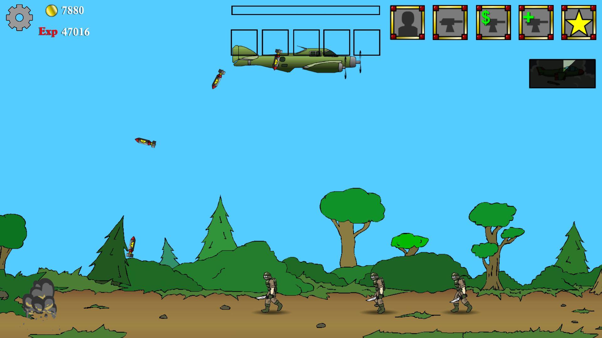 Age of War 游戏截图5