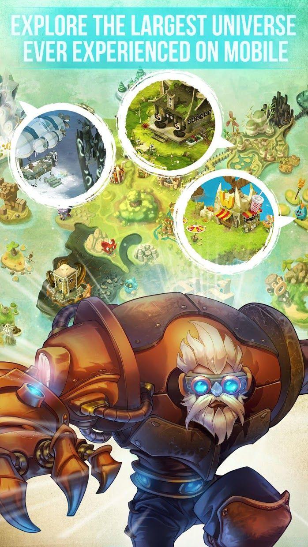 DOFUS Touch 游戏截图1