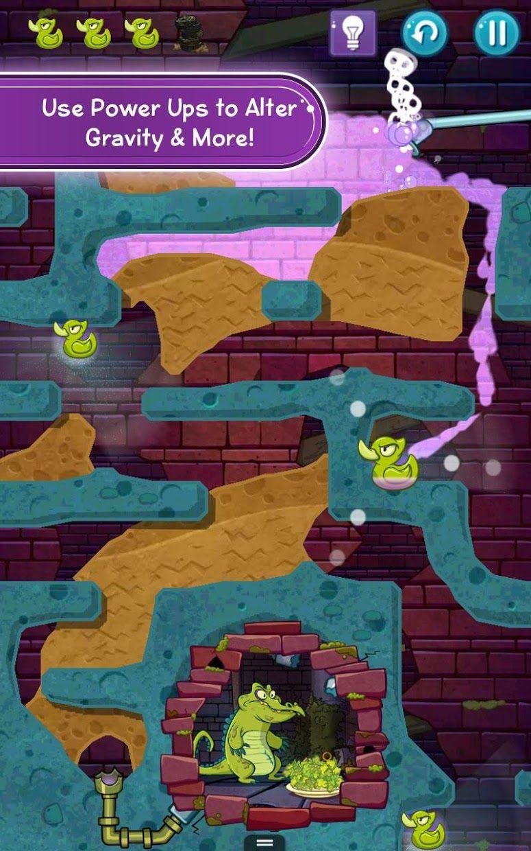 鳄鱼小顽皮爱洗澡2 游戏截图2