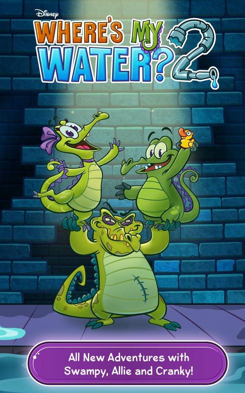 鳄鱼小顽皮爱洗澡2 游戏截图4