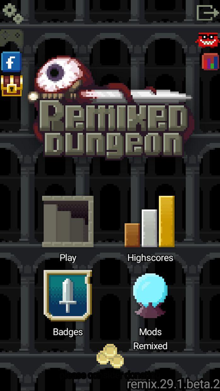 Remixed Dungeon 游戏截图1