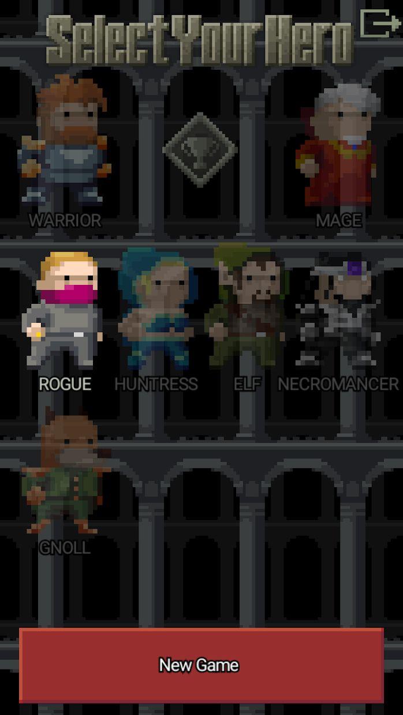 Remixed Dungeon 游戏截图2