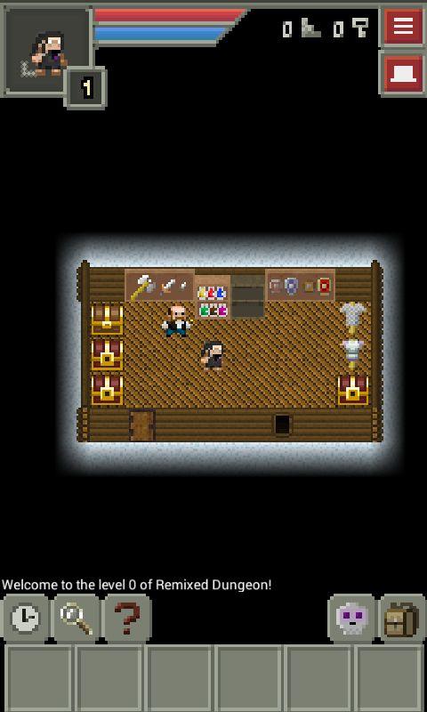 Remixed Dungeon 游戏截图5