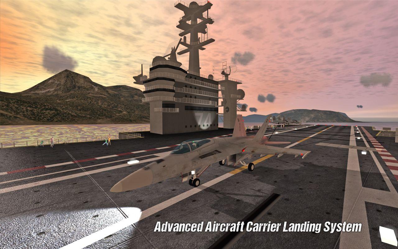 Carrier Landings 游戏截图1