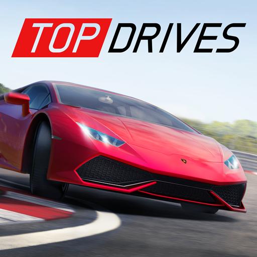 Top Drives–汽车卡牌赛车游戏