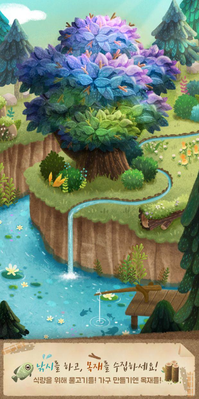 猫和秘密之森 游戏截图2