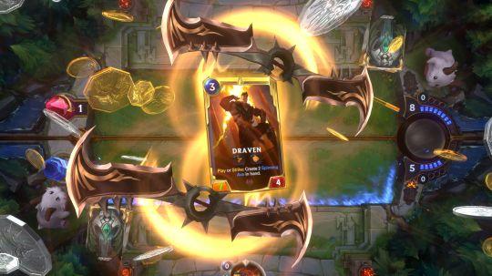 《符文大地传说》正式发布,《英雄联盟》首款策略卡牌游戏 图片3