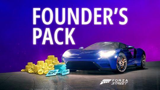 Forza Street:微软经典赛车系列的电影级竞速体验 图片5