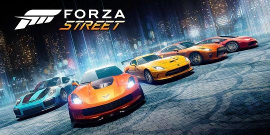 Forza Street:微软经典赛车系列的电影级竞速体验 图片1