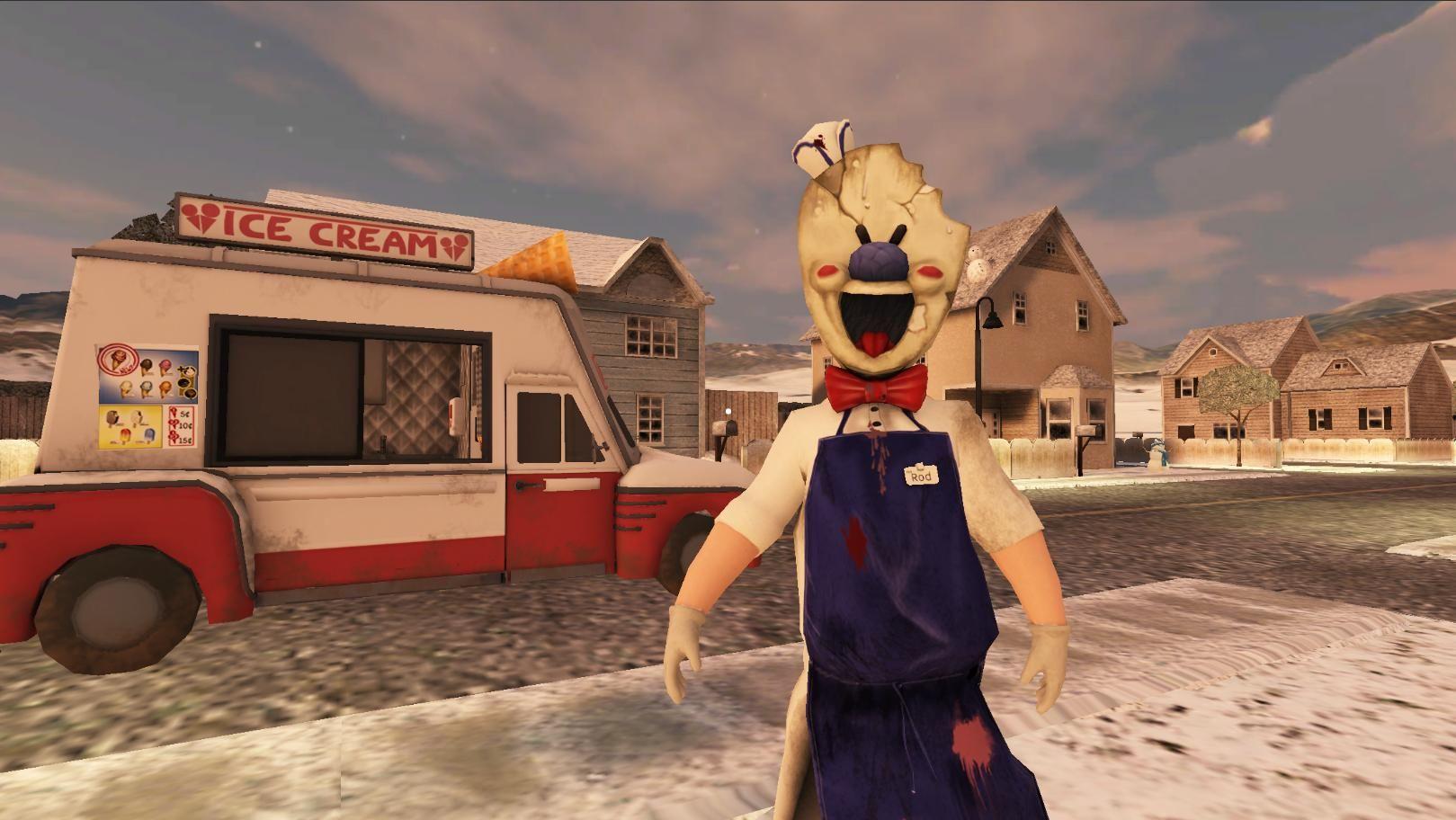 邪恶冰淇淋2 游戏截图1