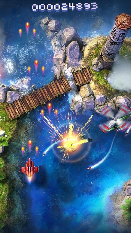 傲气雄鹰2014 (Sky Force 2014) 游戏截图1