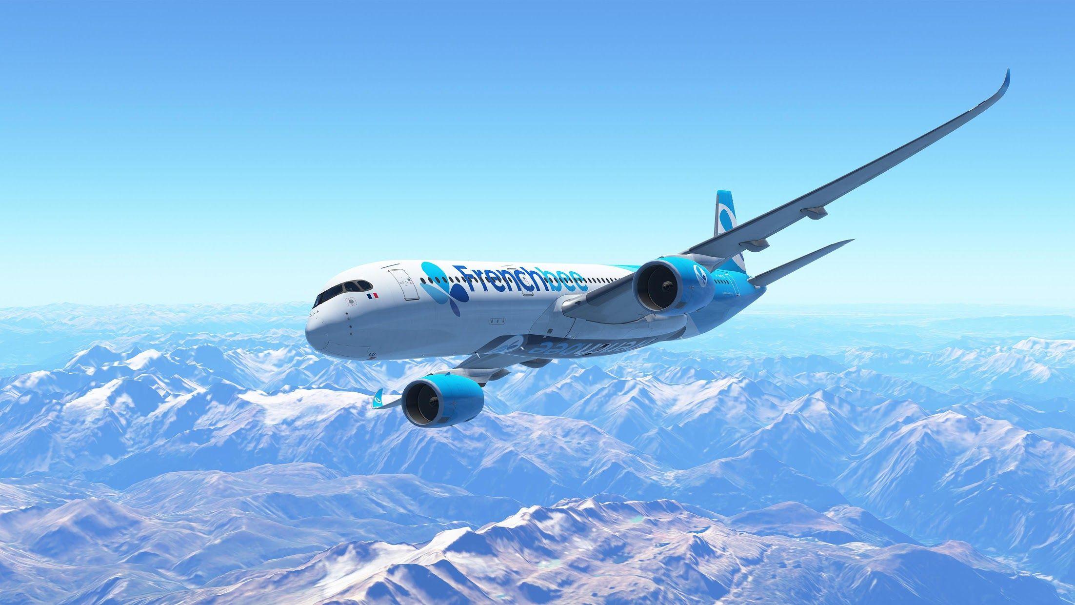 Infinite Flight-飞行模拟器 游戏截图1