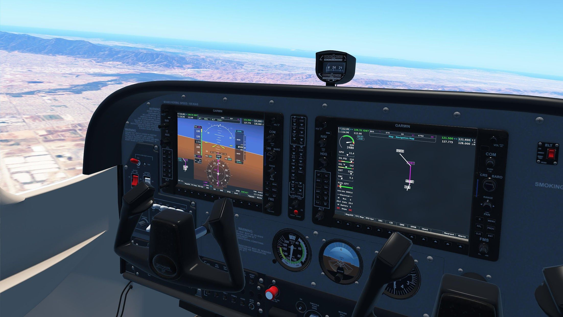 Infinite Flight-飞行模拟器 游戏截图2