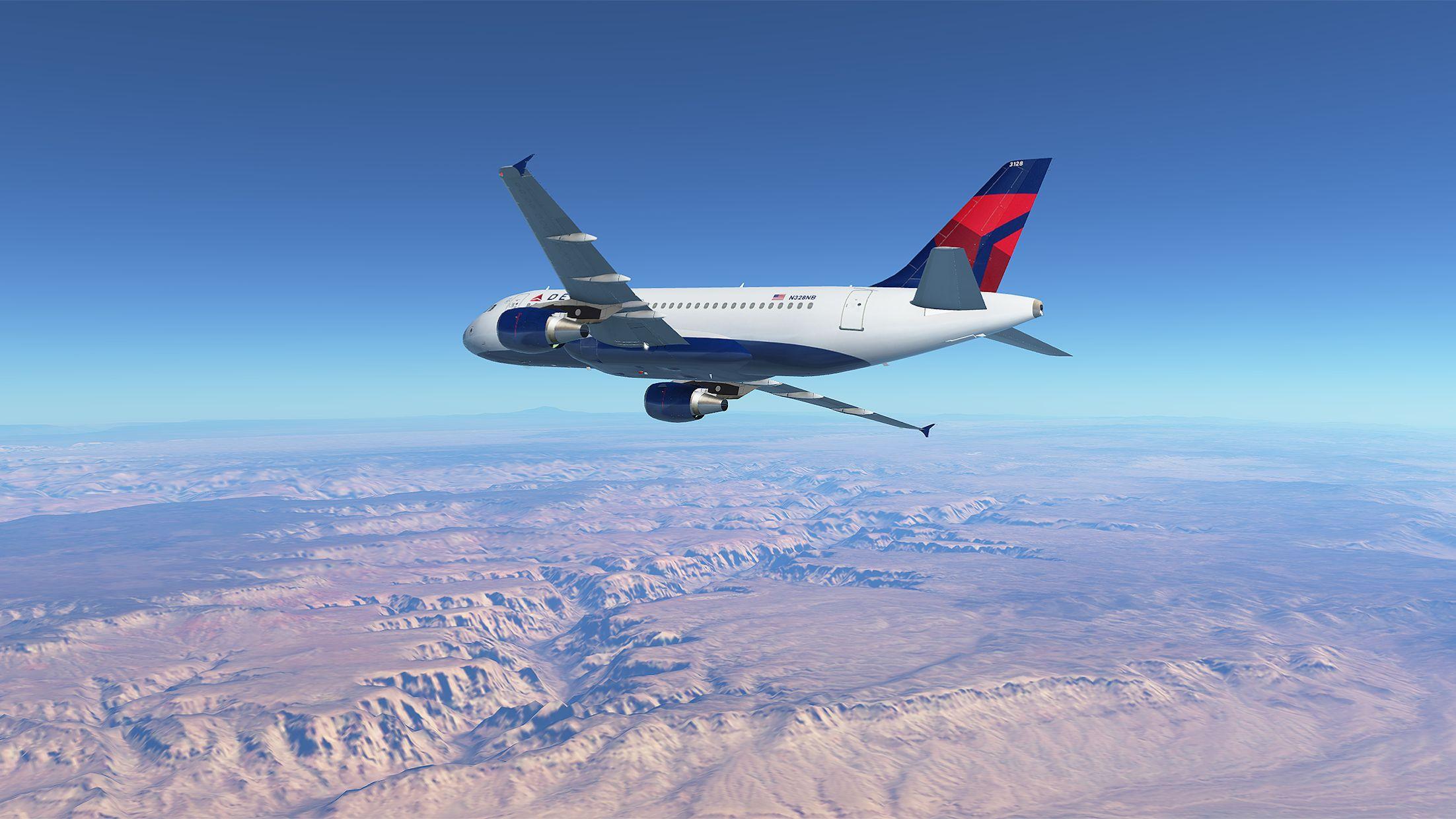 Infinite Flight-飞行模拟器 游戏截图4