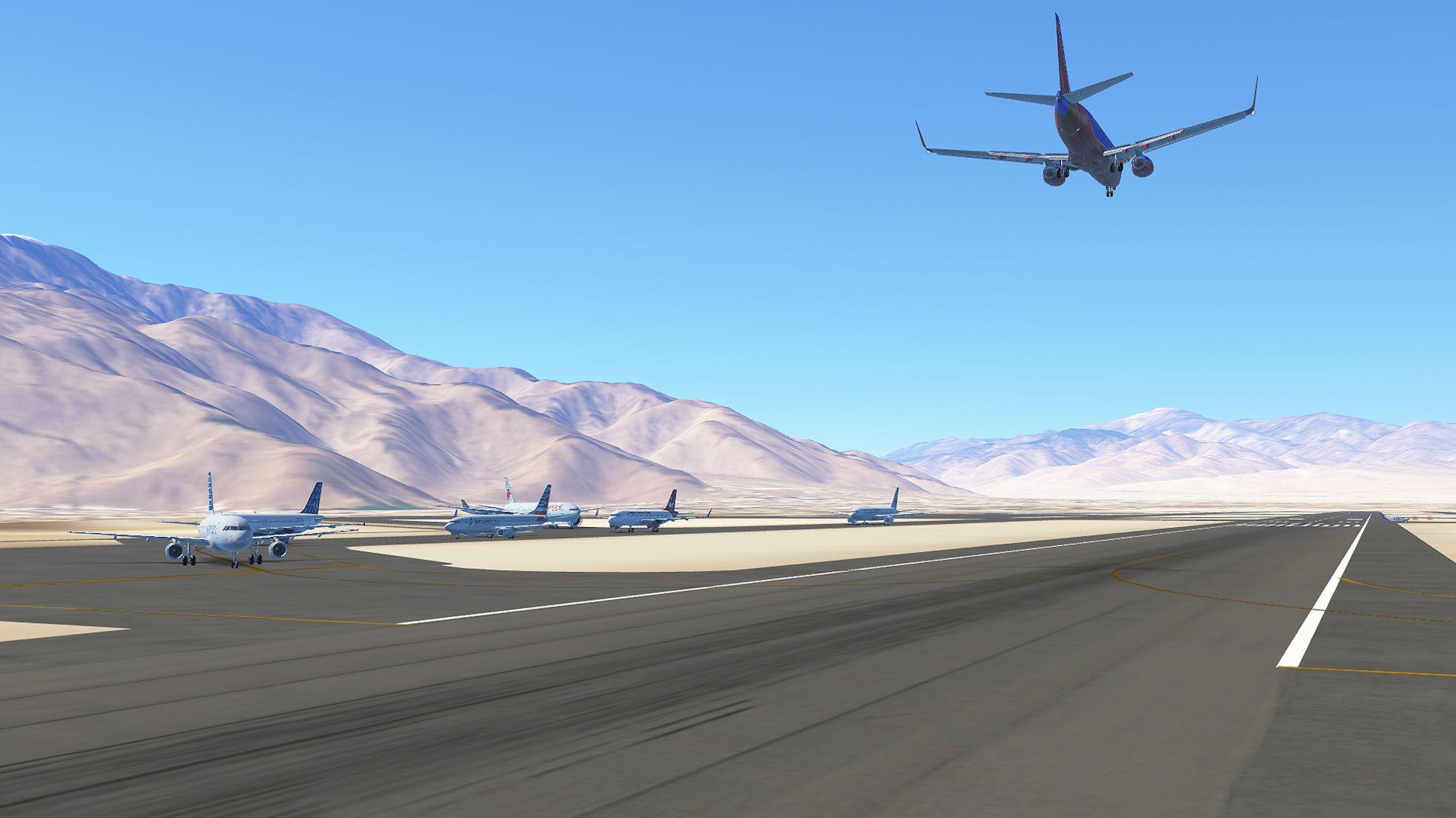 Infinite Flight-飞行模拟器 游戏截图5
