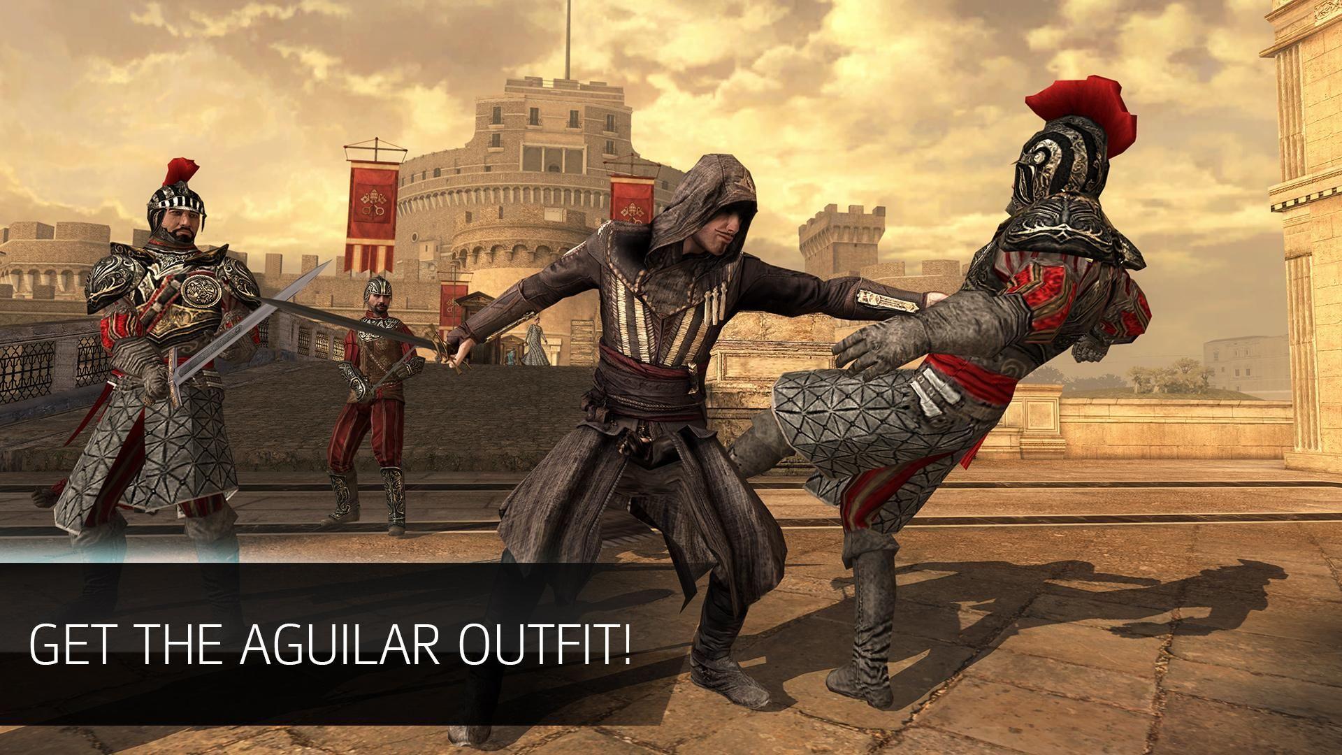 刺客信条:本色(Assassin's Creed Identity) 游戏截图1