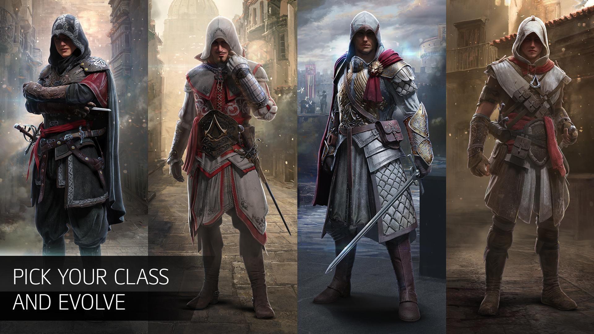 刺客信条:本色(Assassin's Creed Identity) 游戏截图5