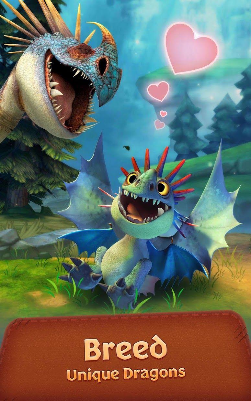 Dragons: Titan Uprising 游戏截图5