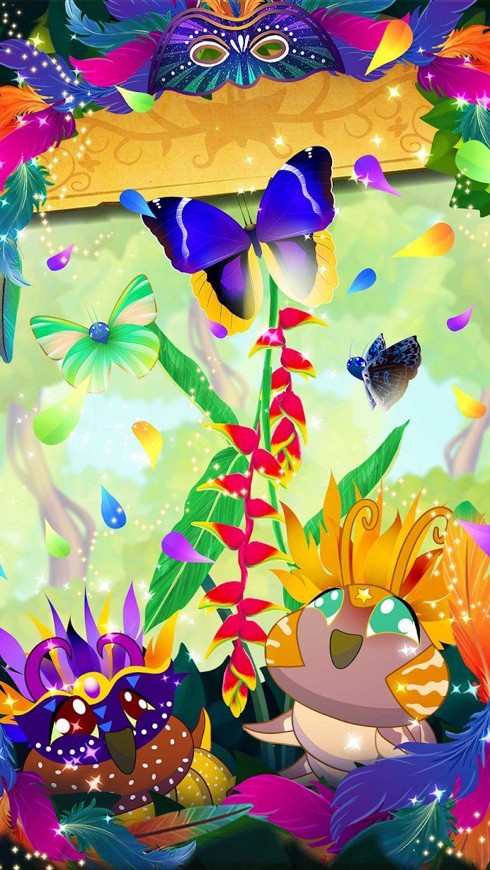 彩翼:蝴蝶保护区 游戏截图1