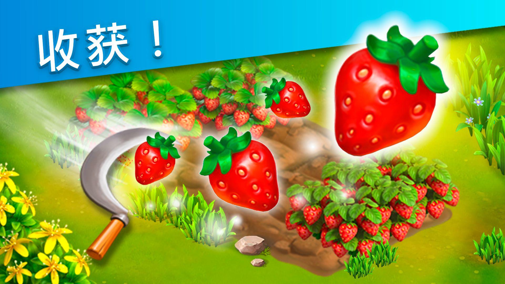 欢乐海湾:农场与奇遇 (Funky Bay) 游戏截图2
