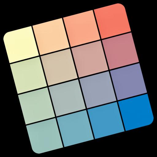 Color Puzzle色彩拼图游戏