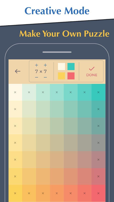 Color Puzzle色彩拼图游戏 游戏截图4