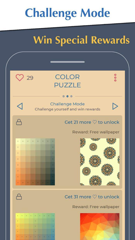 Color Puzzle色彩拼图游戏 游戏截图5