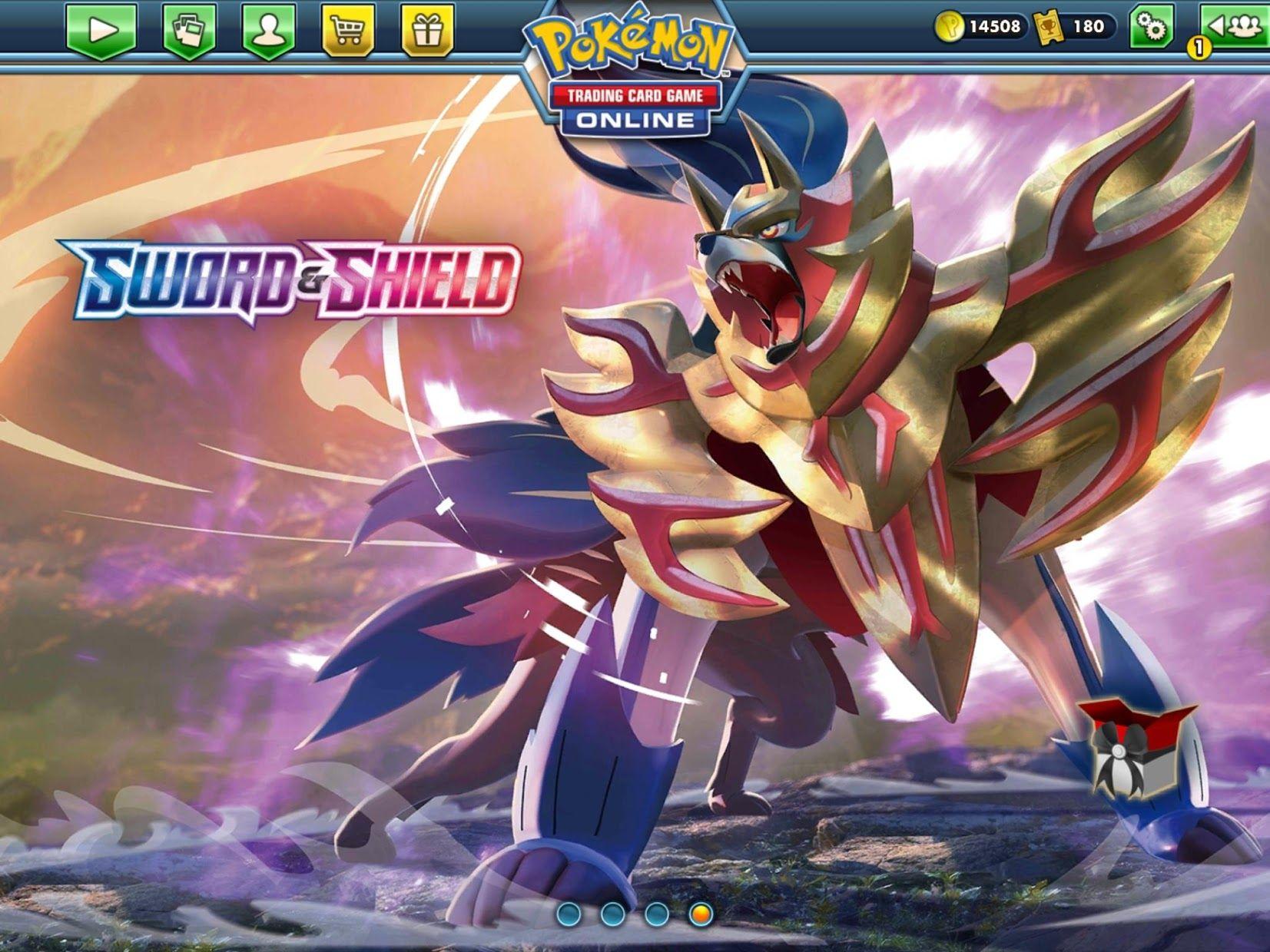 Pokémon TCG Online 游戏截图1