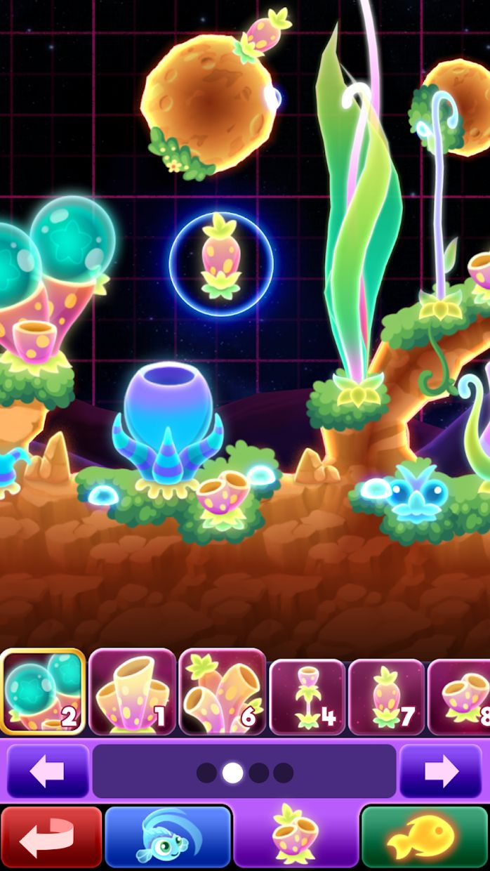 超级星鱼 游戏截图5