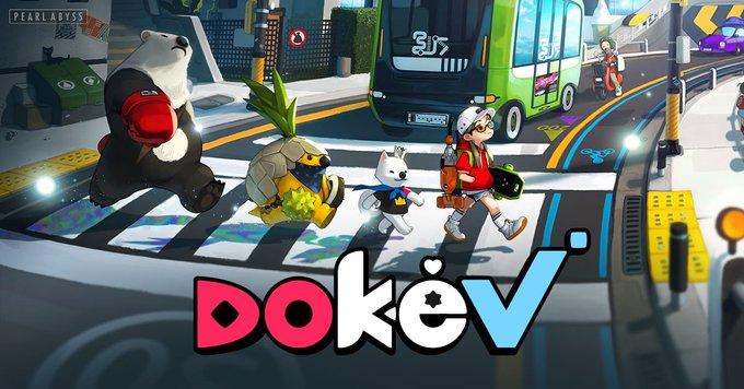 DokeV 游戏截图1