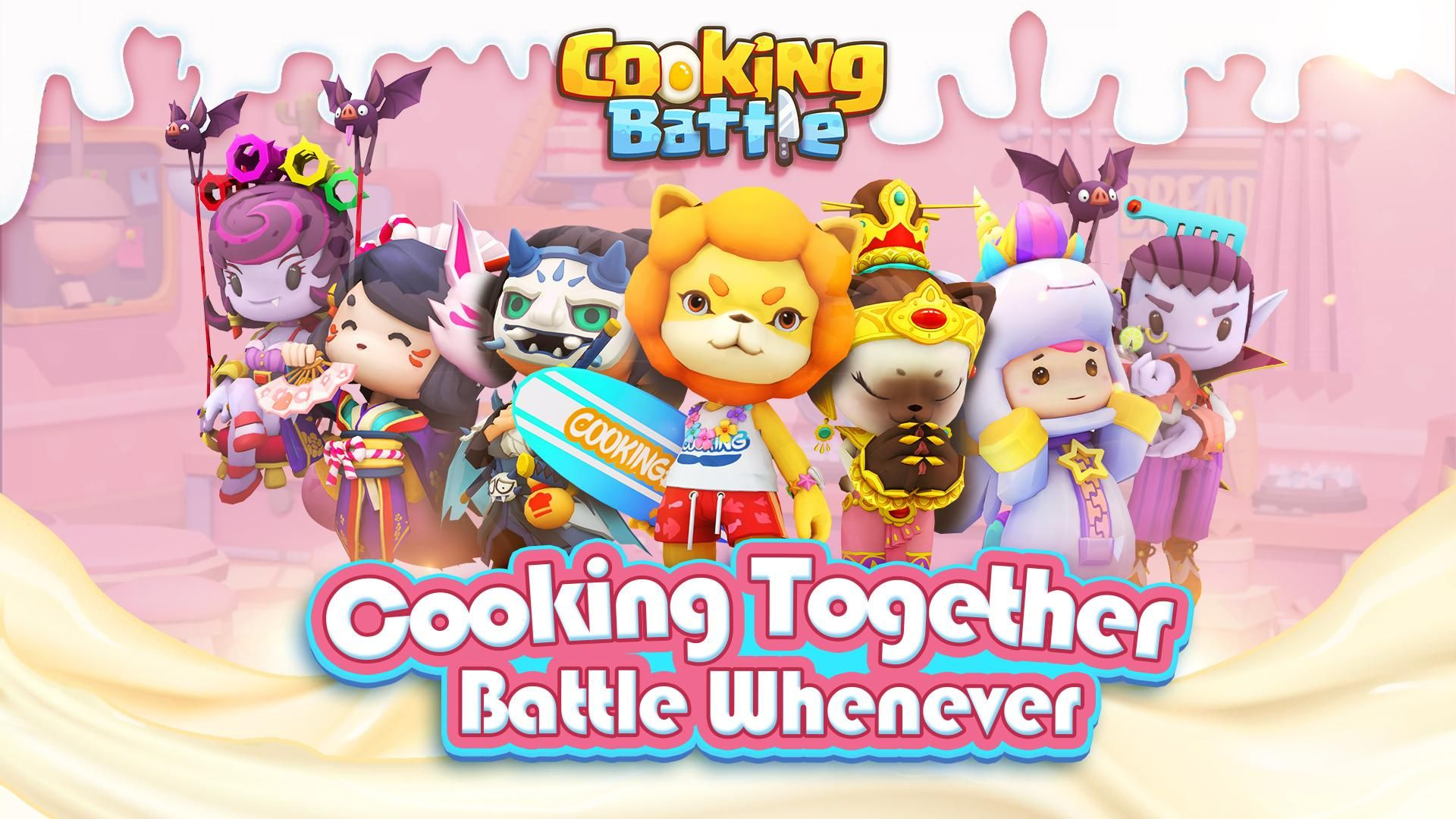 Cooking Battle! 游戏截图1